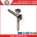 Fastener Screw Phillips Oval Head Self Tapping Screw