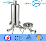 Stainless Steel Sanitary Filter with CE Approved