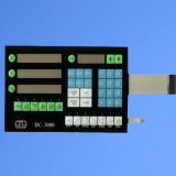Mirror Silver Paste Membrane Switch Keypad