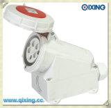 Cee/IEC Wall Mounted Industrial Socket (QX1210)