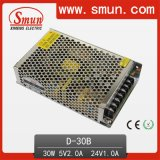 30W 5V24V Dual Output Power Switching Small