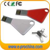Promotion Custom Mini USB Key Shaped Flash Metal USB Flash Drive