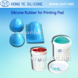 Liquid Silicone Rubber for Pad Printing (918#)