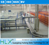 Automated Logistic System, Powered Roller Conveyor System in Logistics System