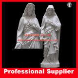 Sacred Heart of Jesus Marble Statue Granite Sculpture Figure Sculpture