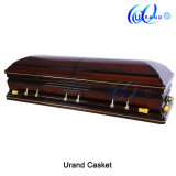 Urand Specialized Customized Funeral Cardboard Casket and Coffin