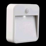 Body Induction Light Wireless Infrared Night Light Corridor Wall Night Light Battery Power Lamp