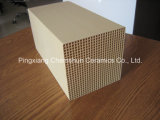 Rto/Rco Cordierite Ceramic Honeycomb for Regenerative Thermal Oxidizer