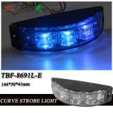 Newest LED Curve Warning Lights in Muilt Voltage with SMD LEDs, Strobe Car Lights