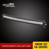 33inch Hot Curved Light CREE Flashlight LED Light Bar