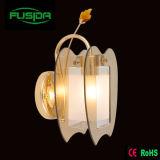 Classic Glass Wall Lamp Clip Light (9133/1W)