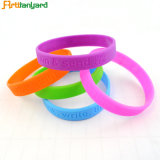 Wholesale Silicone Wristband with Soft Enamel