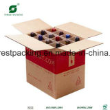 Plain Wine Packaging Box for Shipping