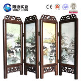 Chinese Royal Antique Painted Screen for Decoration Hot Sell in Europe