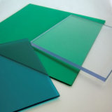 Insulated Roof Panels Price with Lexan PC Material UV Protection