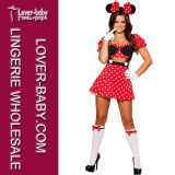 Bunny Mouse Carnival Costume (L15225)