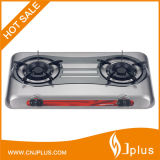 Hot Style Two Burner Ss Gas Cooker Jp-Gc209
