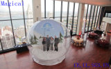 Inflatable Take Photo Snow Globe for Sale