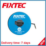 Fixtec Fiberglass Measuring Tape/ Long Round Fibergalss Tape Measure