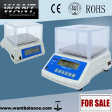 510g 0.01g Precision Balance with Under Weighing Hook