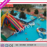 Lilytoys! Large Metal Frame Swimming Pool for Sale (Lilytoys-wp-049)