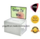 Hottest Extra Large White Lottery Box
