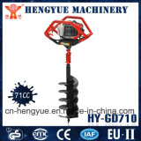 71cc High Quality Earth Auger with Great Power
