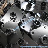 Q235 Steel Ladder Frame Base Plate System Scaffolding