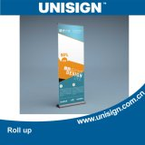 Best Price Aluminum Roll up Banner Stand for Advertising80*200/85*200cm