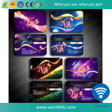 PVC Cmky Printing 1024bits I-Code Sli-X RFID Smart Card