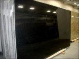 Shanxi Absolute Black Granite Gangsaw Slab for Tombstone or Countertop