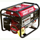 5.5HP Portable Elemax Gasoline Generator Set for Home Use
