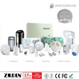 Project Use Wireless & Wired Compatible Security Alarm System