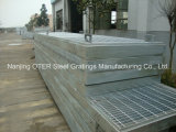 Hot Dipped Galvanized Steel Structure Grating