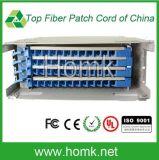 24 Core FTTH ODF Fiber Optic Distribution Box