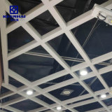 Decorative Design Suspended Open Cell Ceiling Aluminum Grille Ceiling
