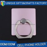 Rotate 360 Degrees Metal Mobile Phone Ring Stent Holder Customized