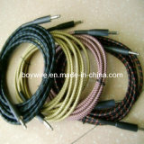 Instrument Texitle Braided Guitar Cables
