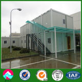 Double Floor Modular Container House for Office
