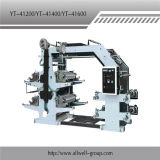 Automatic Four Color Flexographic Printing Machine (YT-4600)