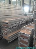 Aluminium and Plywood Scaffolding Plank