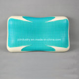Cooling Silicone Gel Pillow with Memory Foam Core