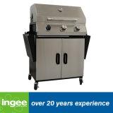 Gas Grill Storage Cabinet 3-Burner BBQ