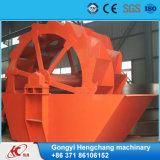 High Efficient Wheel Sand Washing Machine
