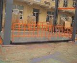 Floor to Floor Four Post Car Vehicle Transportation Lift