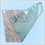 Bule Aluminum Foil Laminated Woven Cloth