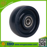 "6"" Solid PU Castor Wheel Trolley Wheels"