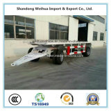 Manufacturer 3 Axles 20FT Container Trailer with High Quality
