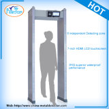 Touch Screen Intelligent Security Doors Metal Detectors