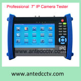 7 Inch Multi-Function HD Combine CCTV Tester Including Tvi Camera Tester, Onvif IP Camera Test Monitor Analog Video Camera Tester